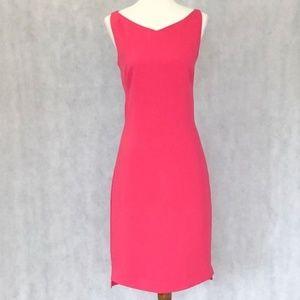 Tahari Yarden Strawberry Shake Dress